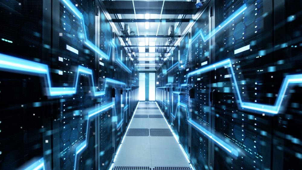 Industry-Leading Data Networking & Cabling for New Buildings in Desert Center