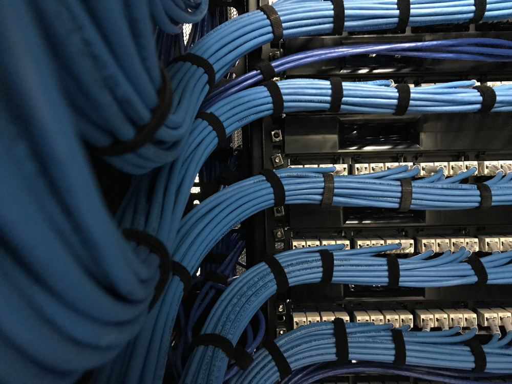 Find Sophisticated Data Networking & Cabling For Warehouses in Mountain Center